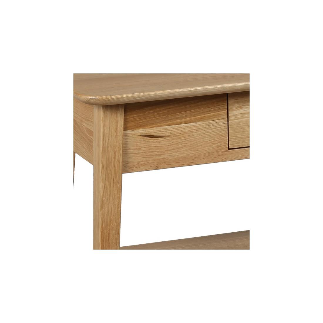 console 1 tiroir quinta univers des petits meubles tousmesmeubles. Black Bedroom Furniture Sets. Home Design Ideas