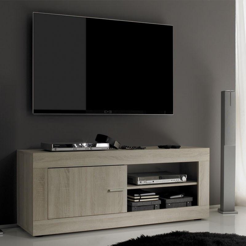 Meuble TV 1 porte - RUSTICA