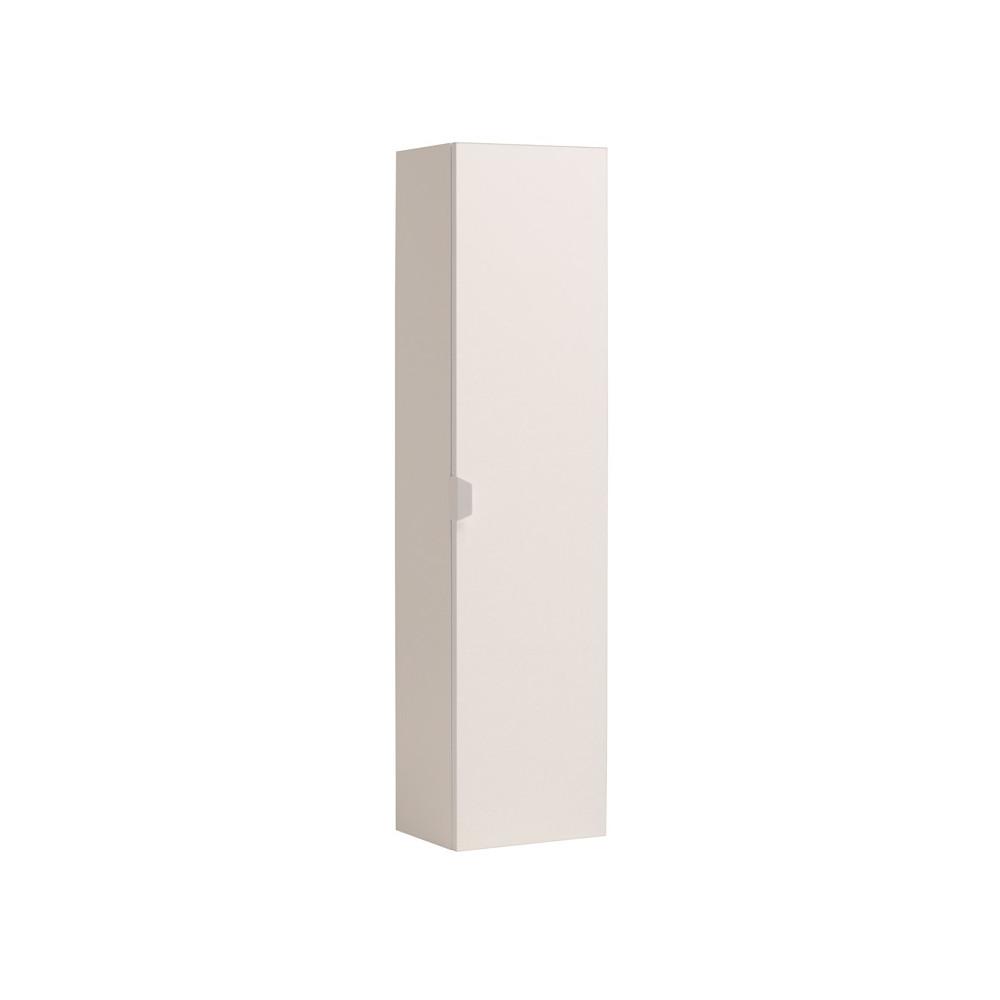 Colonne salle de bain blanc brillant uriel n 1 univers for Colonne de salle de bain sur mesure