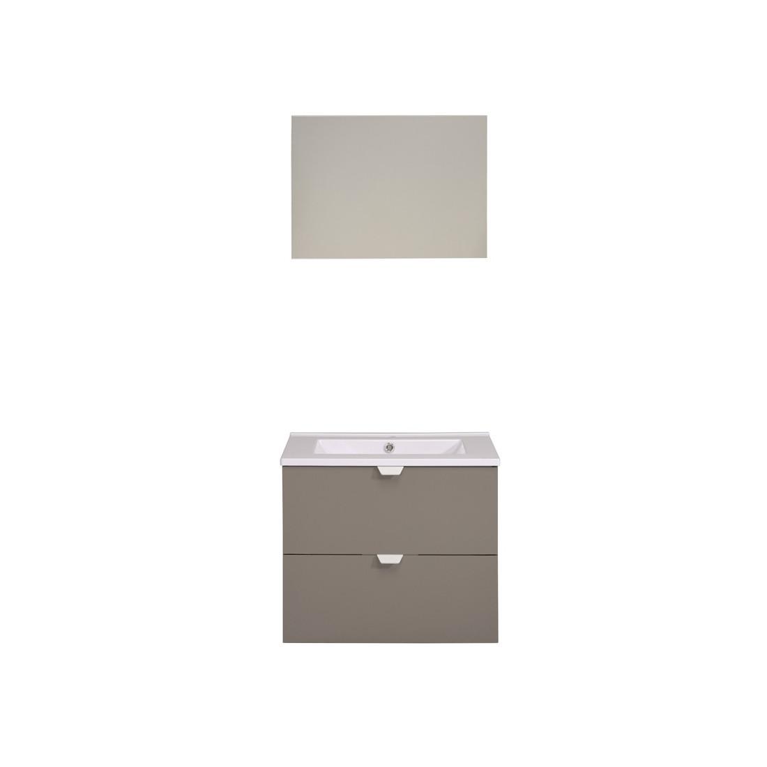 Ensemble complet meubles salle de bain uriel n 2 salle for Meuble salle de bain complet