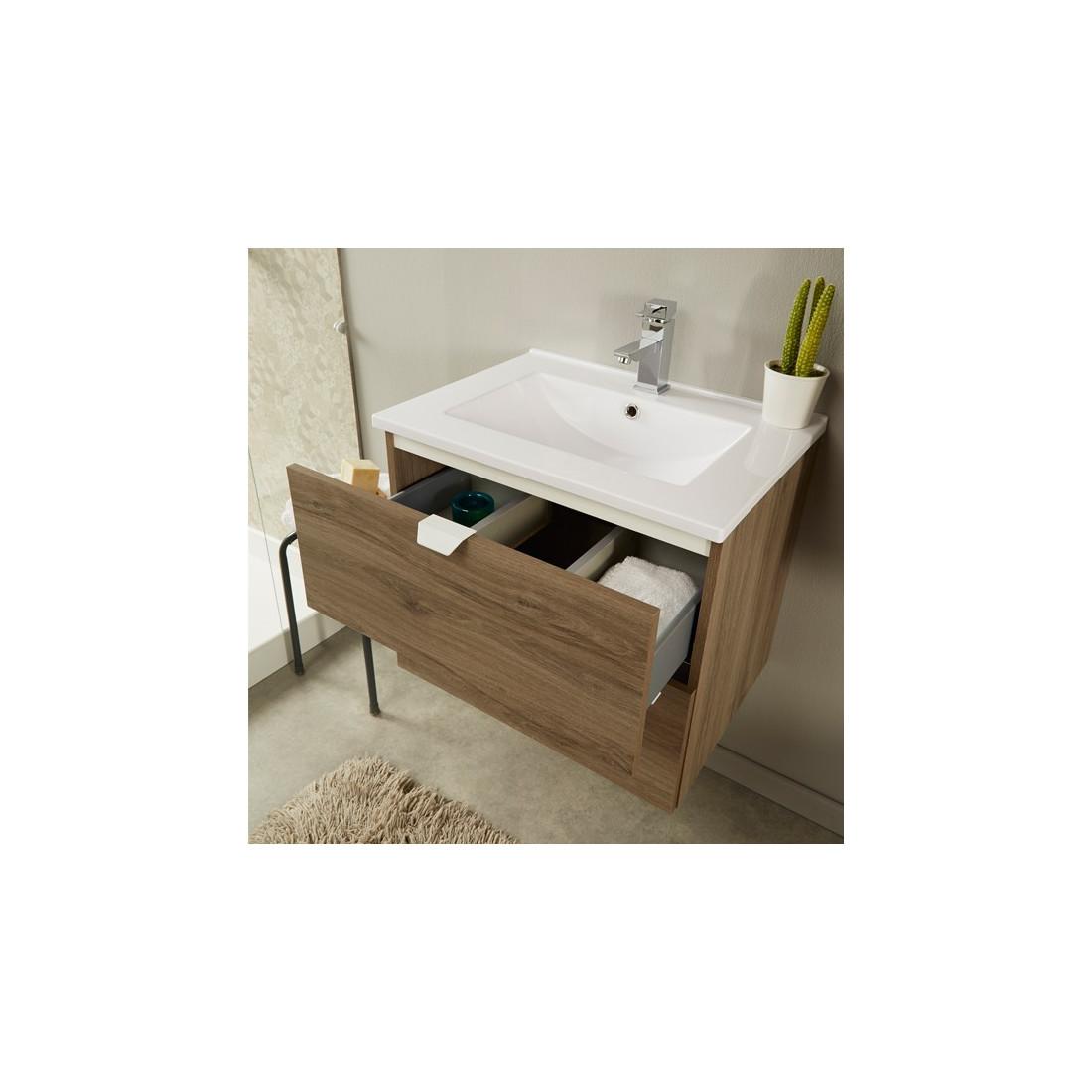 meuble vasque miroir ch ne moyen uriel n 3 univers salle de bain. Black Bedroom Furniture Sets. Home Design Ideas