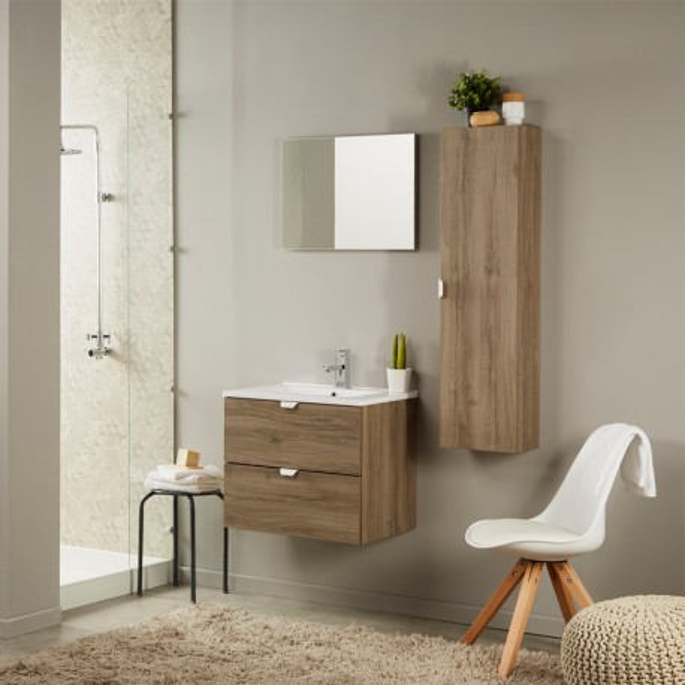 Ensemble complet meubles Salle de bain - URIEL n°3