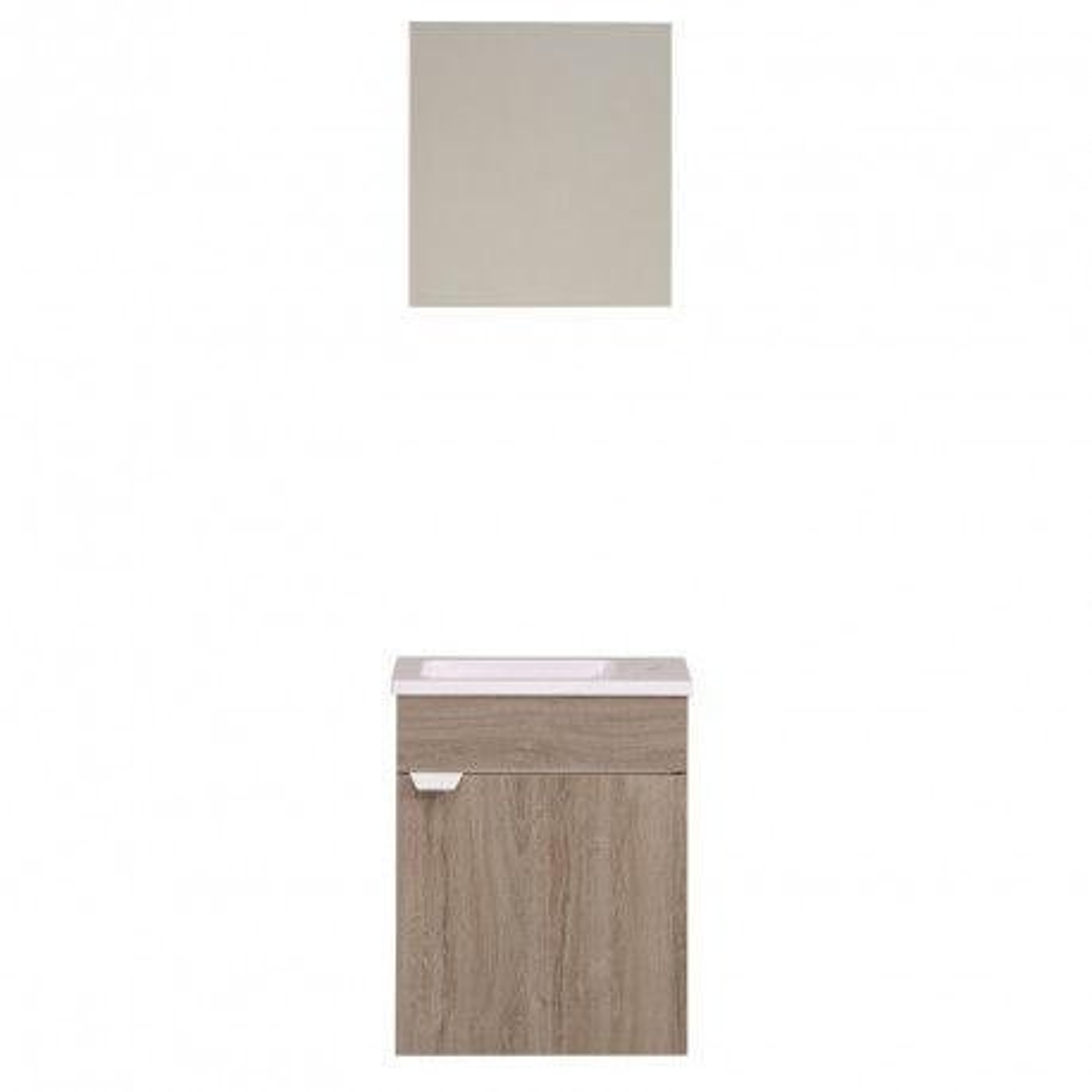 Meuble lave-mains pour WC - URIEL n°3