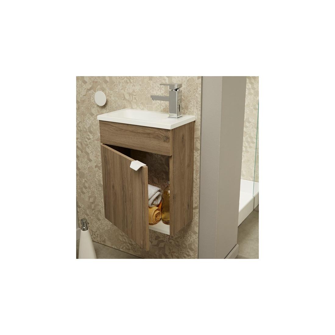 meuble lave mains pour wc uriel n 3 univers salle de bain. Black Bedroom Furniture Sets. Home Design Ideas