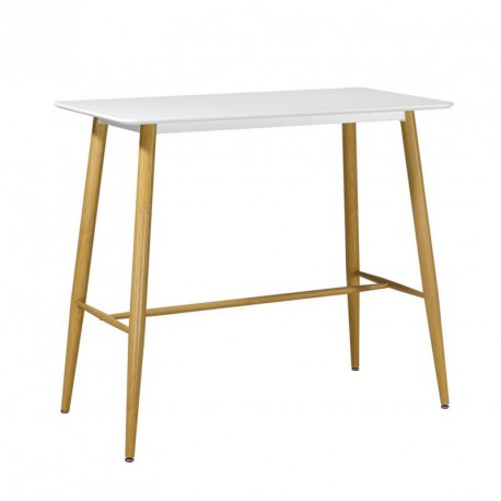 Table manger scandinave table manger design scandinave en - Mange debout bois metal ...