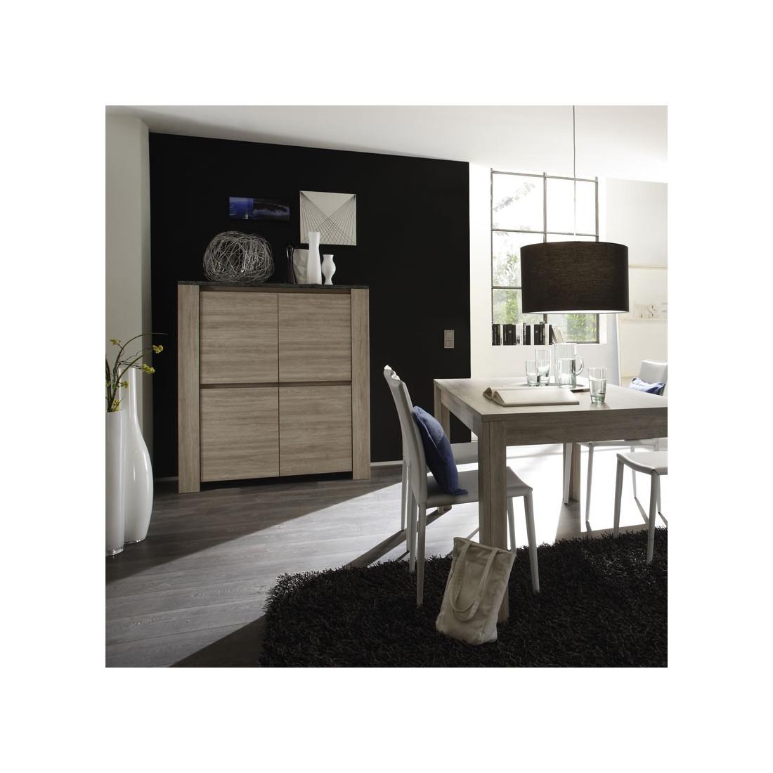 armoire de salon plateau ardoise ardesia univers salle. Black Bedroom Furniture Sets. Home Design Ideas