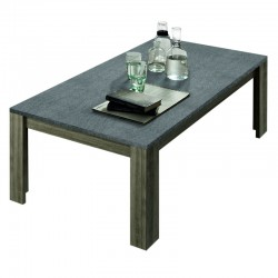 Table basse plateau Ardoise - ARDESIA