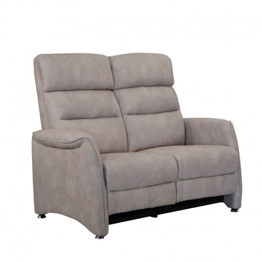 Canapé de Relaxation 2 places Mastic - SOFTY