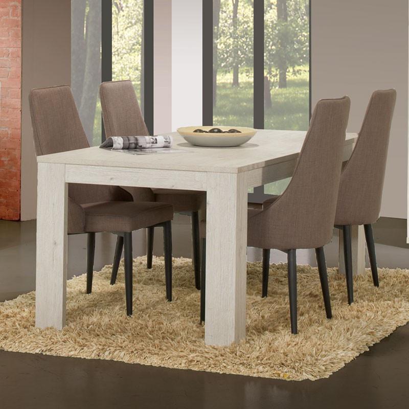 Table de repas 160 cm - ZURICH