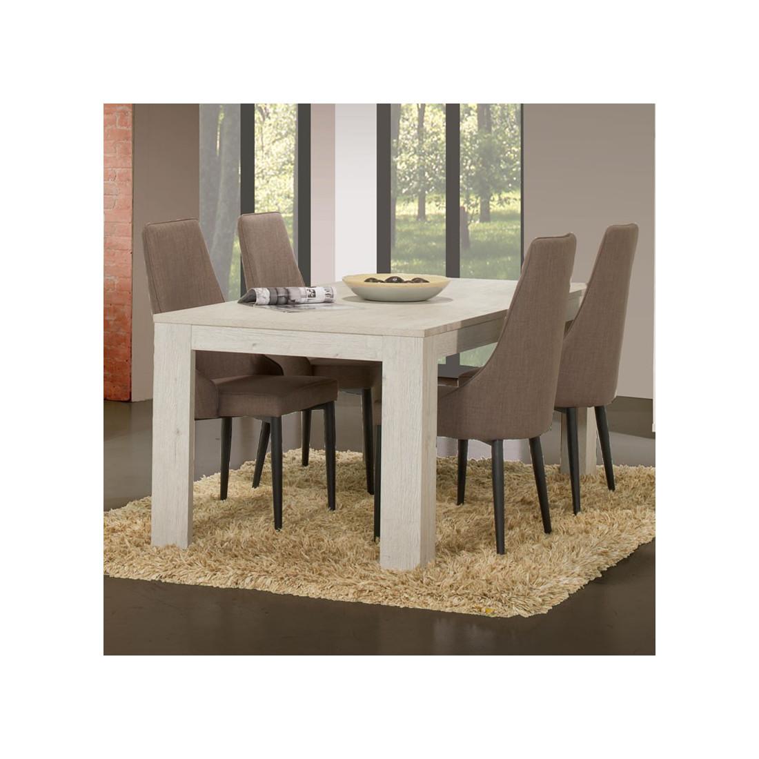 Table de repas 160 cm ZURICH