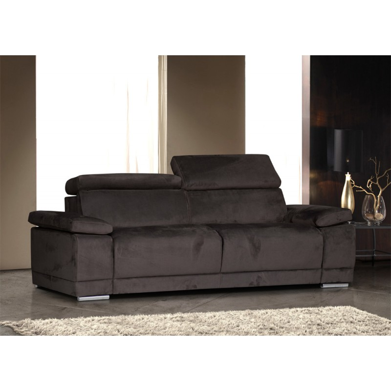 Canap convertible 140 cm riba univers du salon for Canape convertible couchage 140