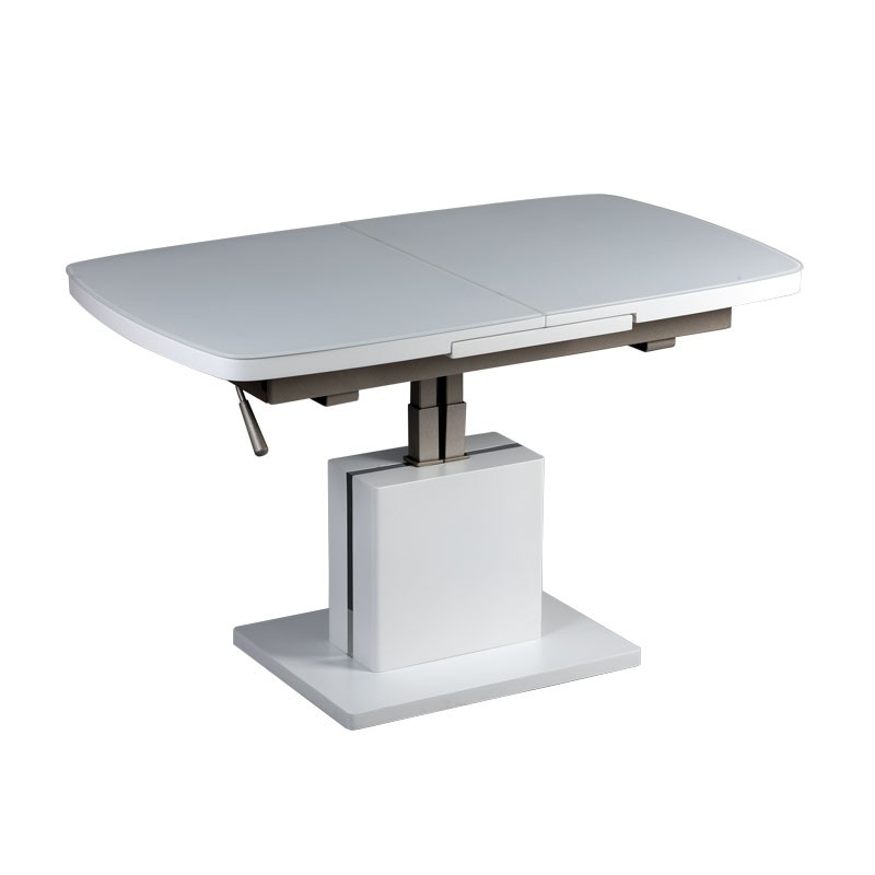Table basse relevable extensible magic univers du salon - Table basse relevable extensible but ...