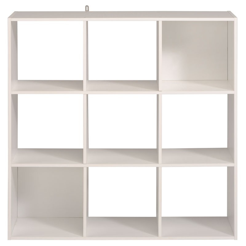 etag re cube 9 cases blanc felix n 1 univers de la chambre. Black Bedroom Furniture Sets. Home Design Ideas
