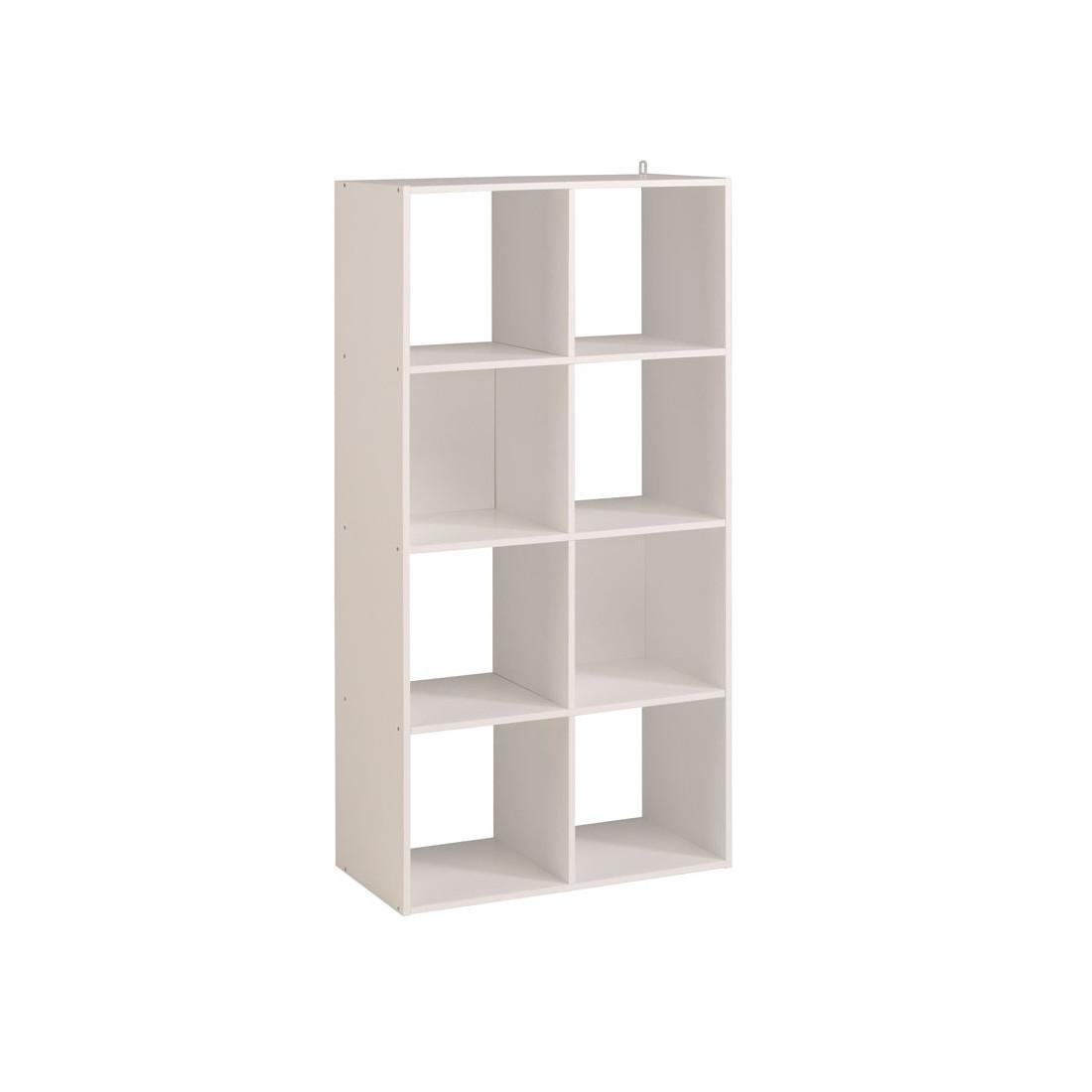 tag re cube 8 cases blanc felix n 1 univers du chambre. Black Bedroom Furniture Sets. Home Design Ideas