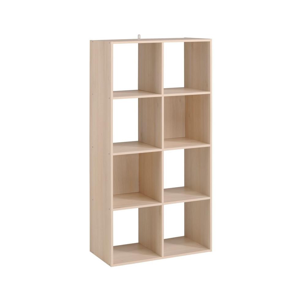 tag re cube 8 cases acacia felix n 3 univers du rangement. Black Bedroom Furniture Sets. Home Design Ideas