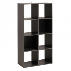 tag re cube 8 cases gris felix n 4 univers du rangement. Black Bedroom Furniture Sets. Home Design Ideas