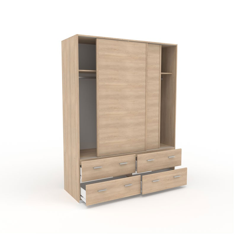armoire dressing ch ne portes coulissantes lille univers de la chambre. Black Bedroom Furniture Sets. Home Design Ideas