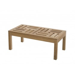 Table basse en Teck - ABY n°2