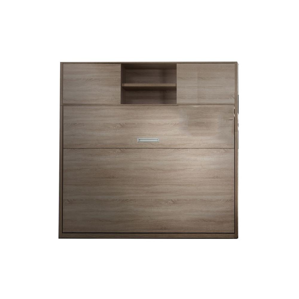 Lit escamotable bois - Univers Chambre : Tousmesmeubles