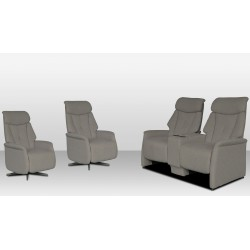 Salon Complet Relax Home Cinéma Relax - ORION
