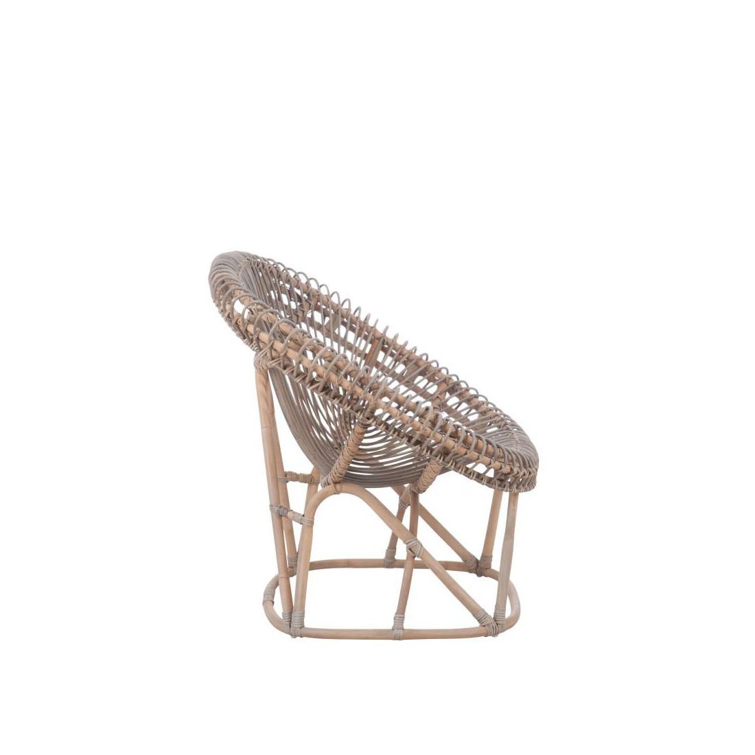 fauteuil rotin gris cool fauteuil rotin s blanc moss et metal pour rouge travail avis meuble. Black Bedroom Furniture Sets. Home Design Ideas