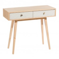 Console 2 tiroirs - WAPY