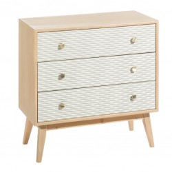 Commode 3 tiroirs - WAPY