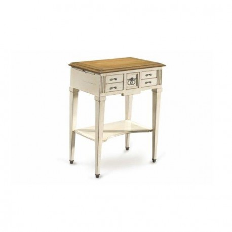 Table Moser Blanche