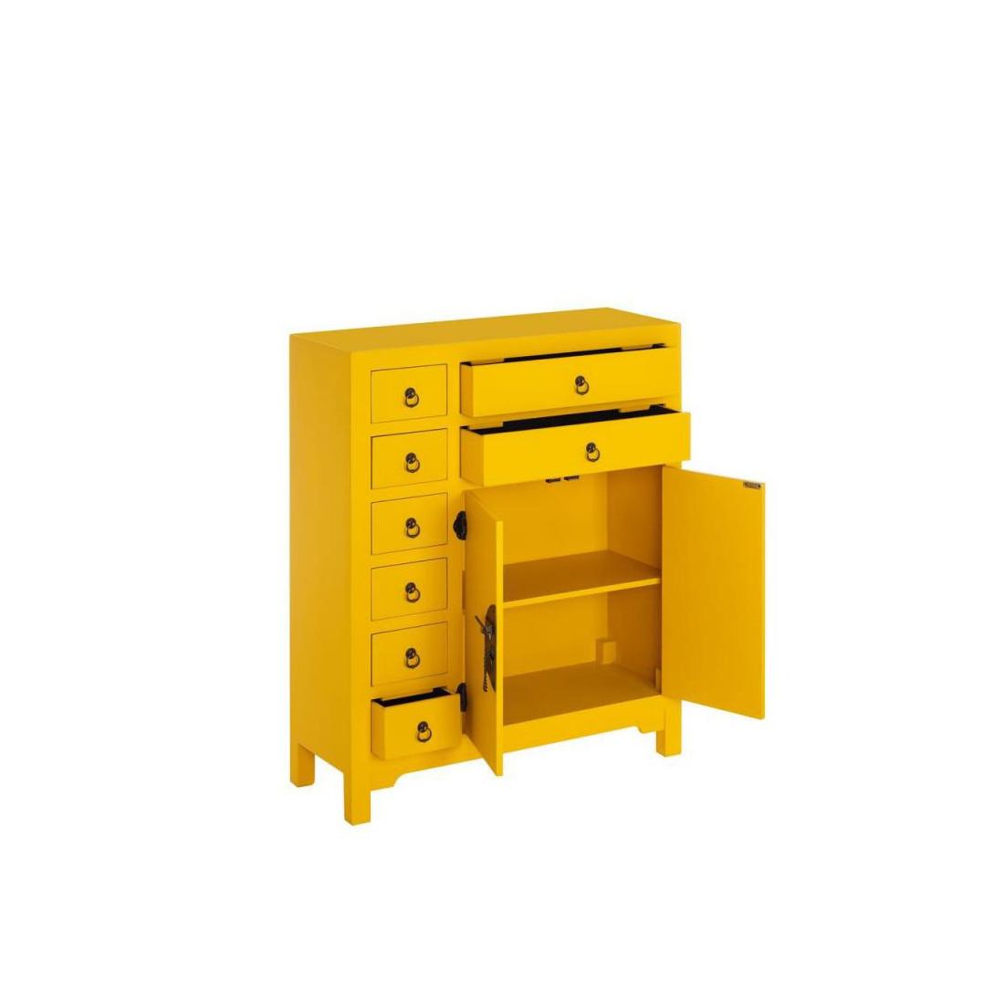 meuble d entr 233 e jaune meuble chinois pekin univers petits meubles
