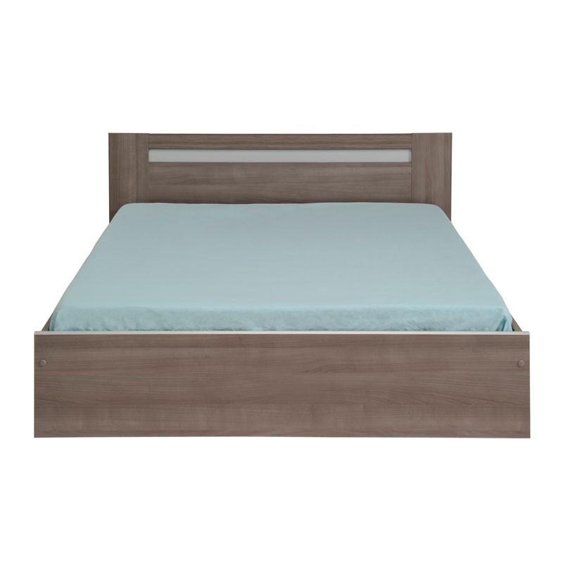 Cadre de lit à tiroirs + Tête de lit 160*200 - EVY