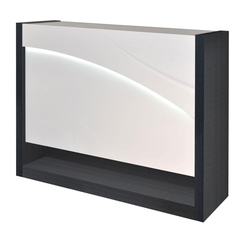 Bar Gris à LEDs aménagé - ECLYPSE