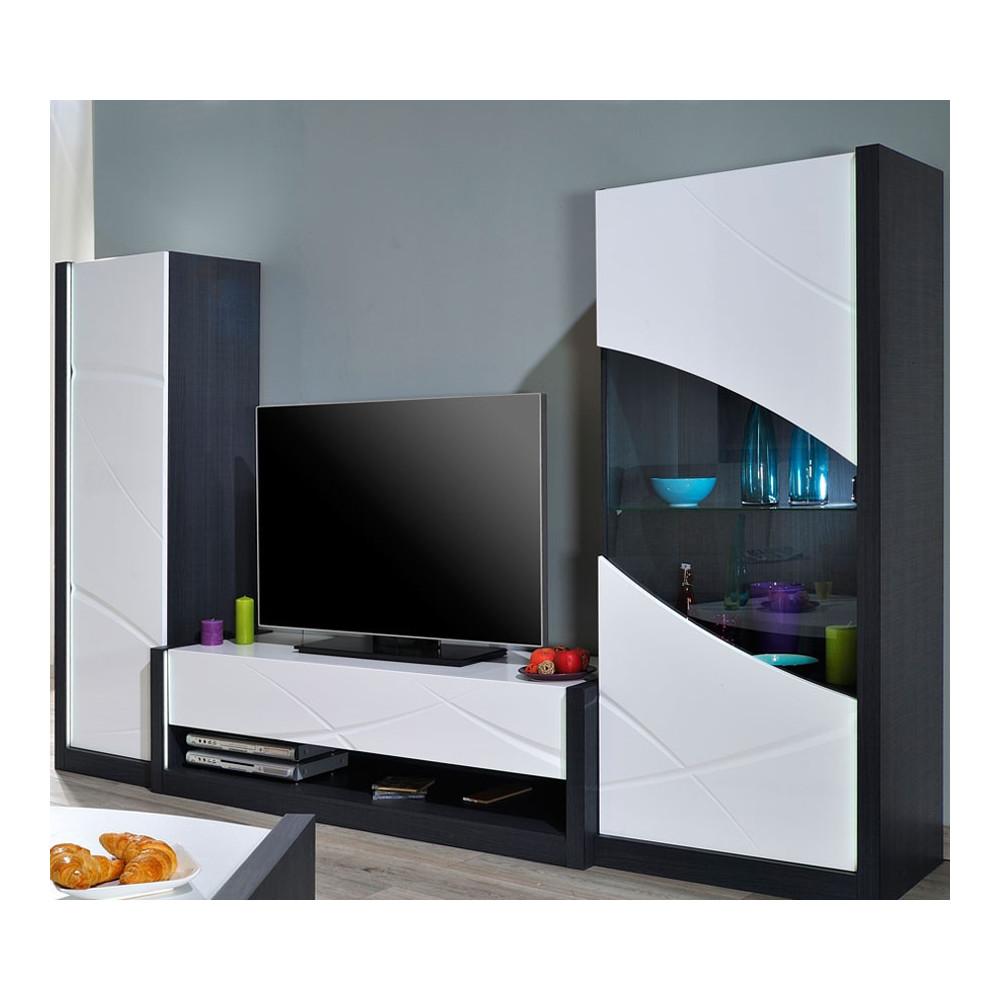 Composition TV à LEDs - ECLYPSE