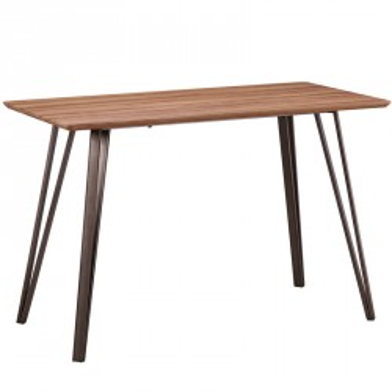Table haute Bois/Métal - BILBAO