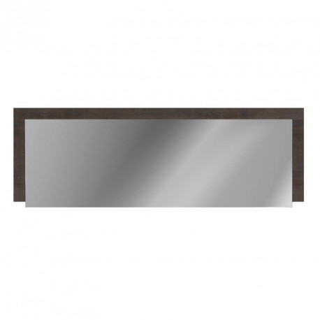 Miroir Gris contemporain - Univers Décoration : Tousmesmeubles