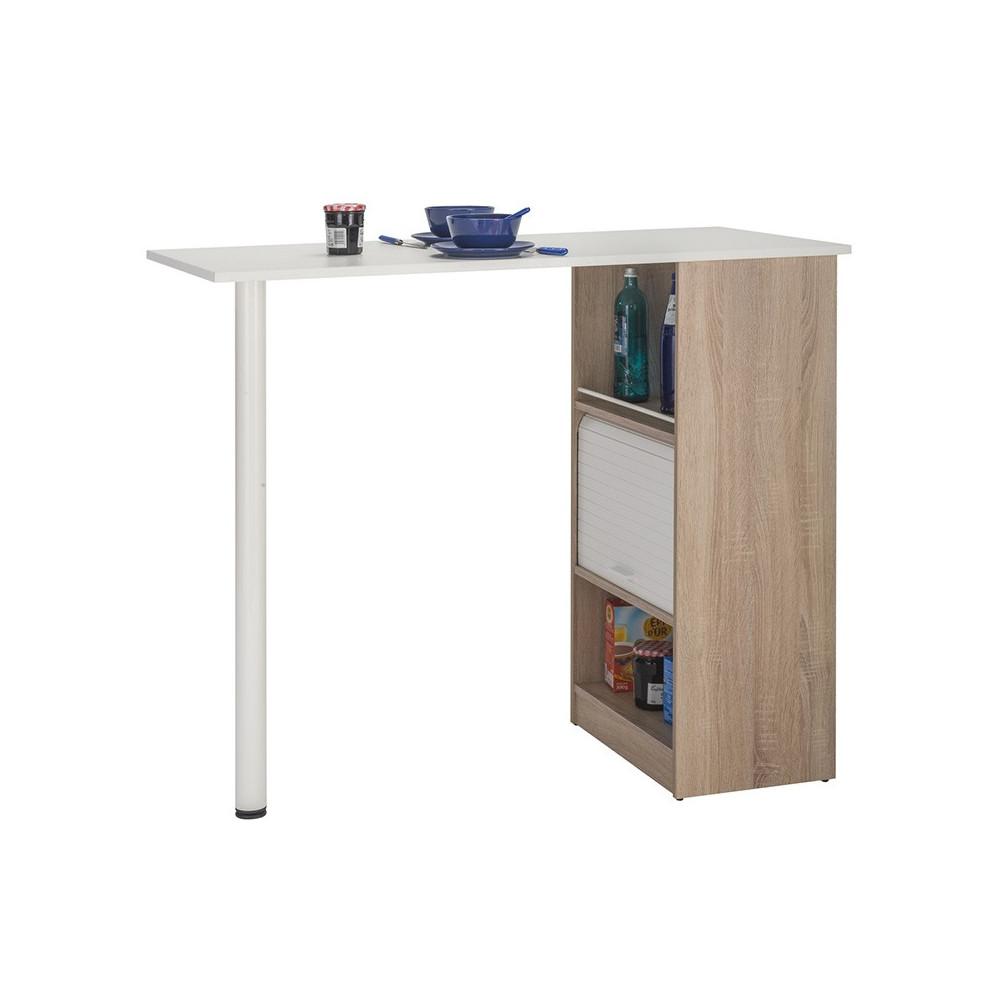 Table Comptoir De Cuisine Et Rangements Faytou Univers Cuisine