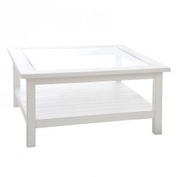 Table basse blanche - EVE