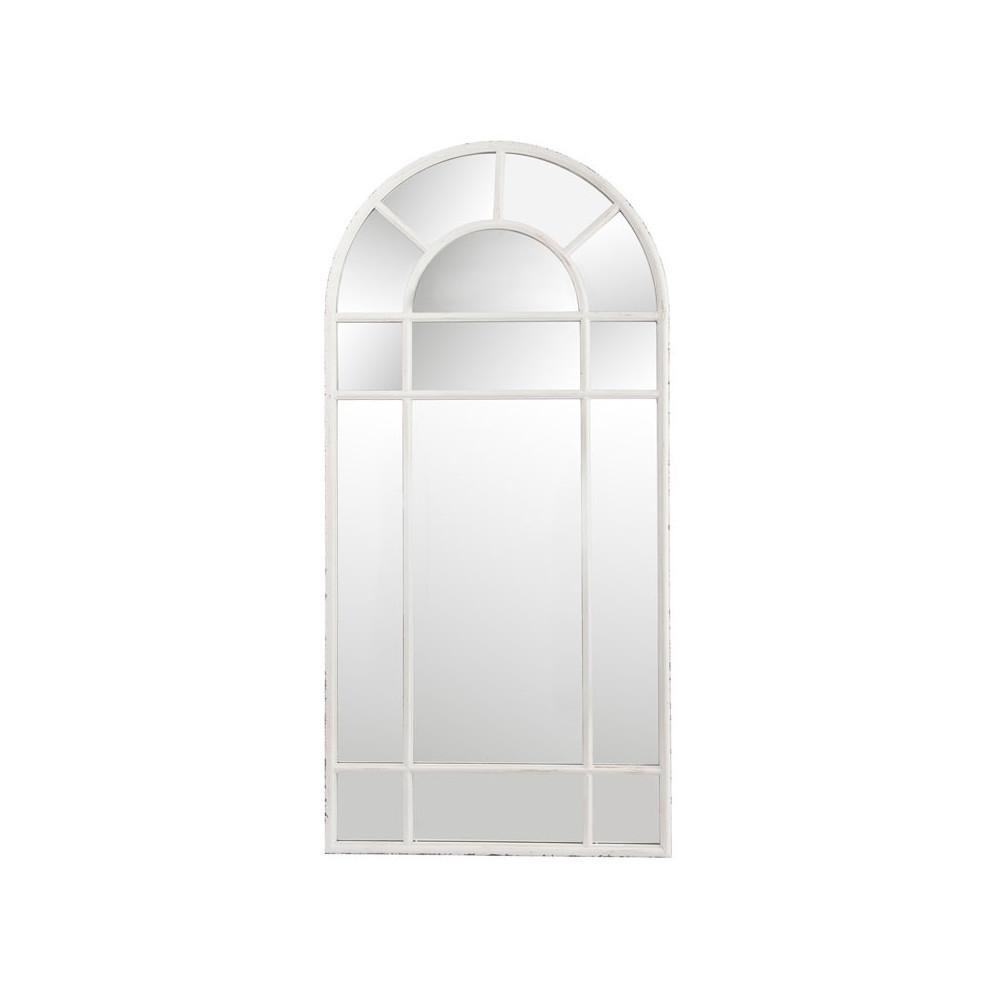 Miroir fenêtre Métal blanc taille S - UTHER