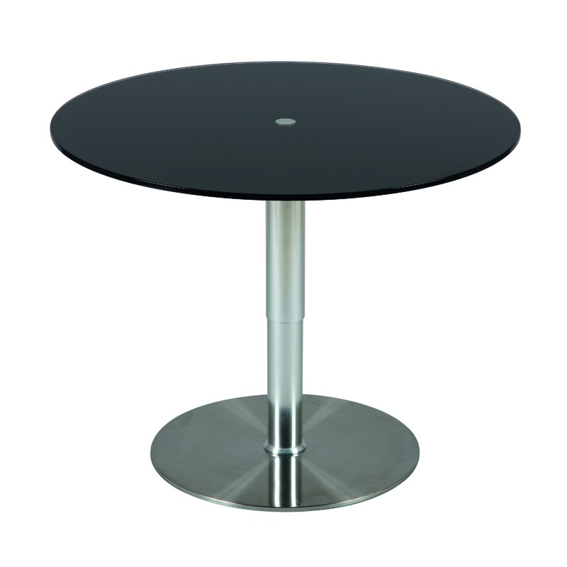Table hauteur variable stratos univers salle manger for Hauteur d une table a manger