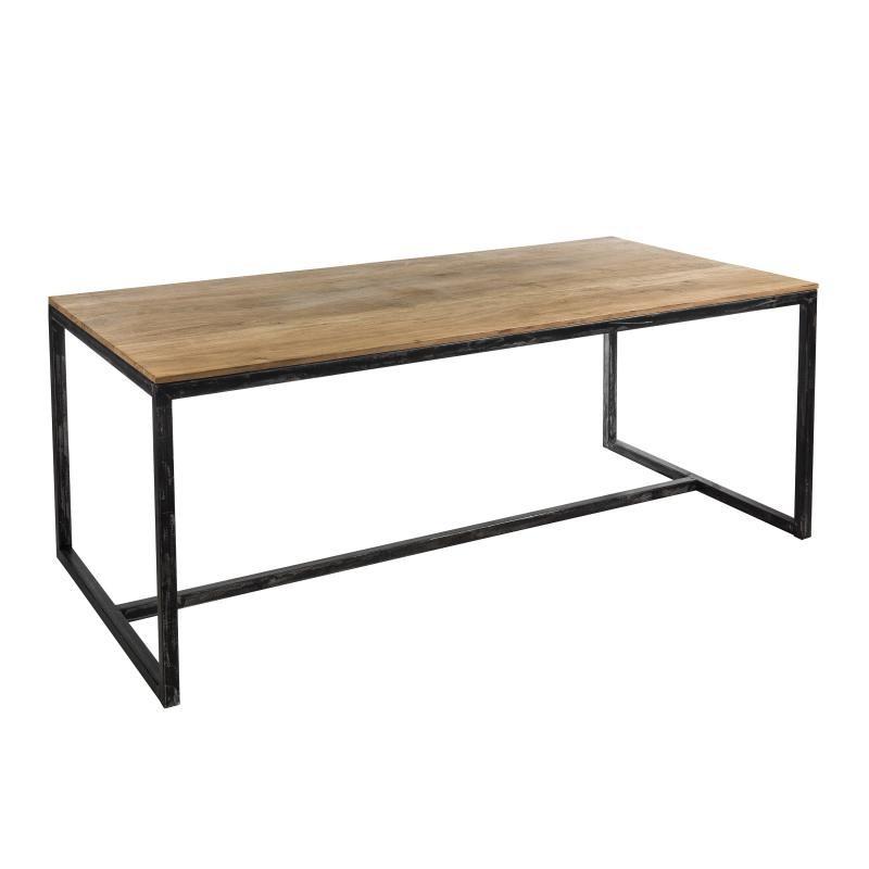 Table de repas rectangulaire - BRUTUS n°1