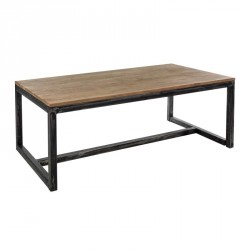 Table basse rectangulaire - BRUTUS