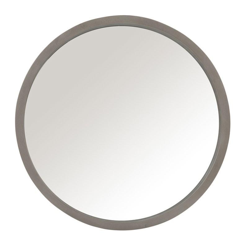 Miroir rond Bois gris - BERTOLT