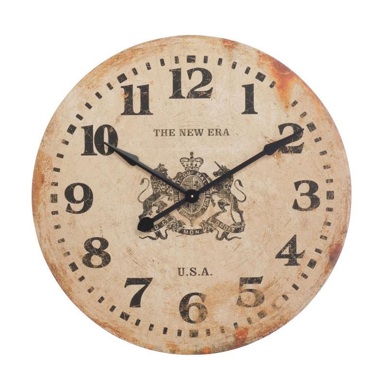 Horloge New era Bois beige taille M - CEYLAN