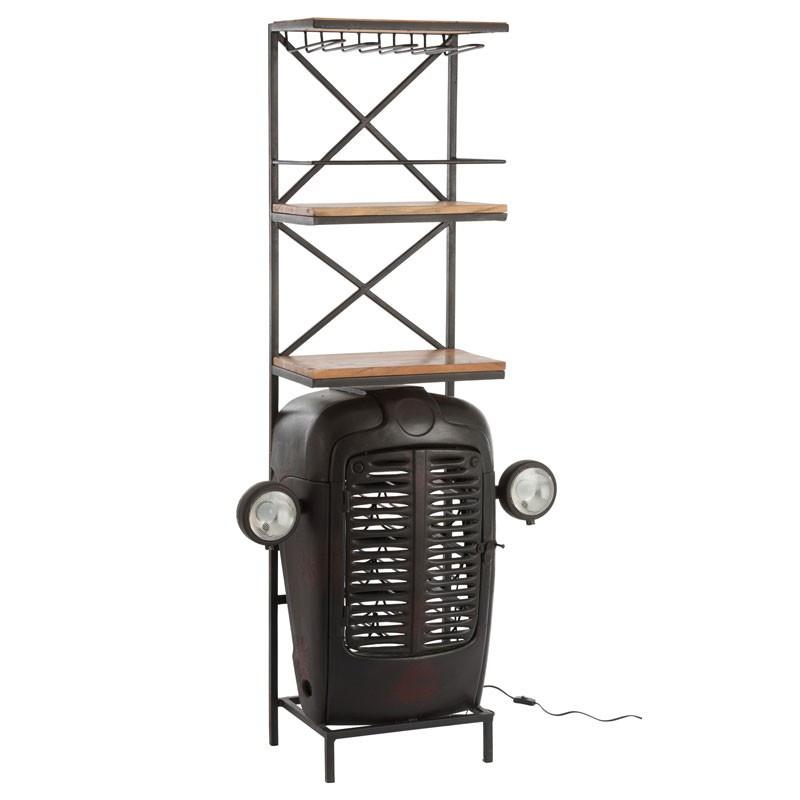Bar tracteur rangements bouteilles - TACOTS