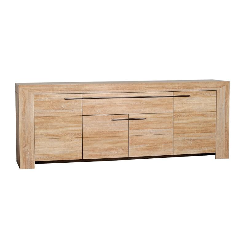 buffet bois clair jusqu 66 soldes premi re d marque. Black Bedroom Furniture Sets. Home Design Ideas