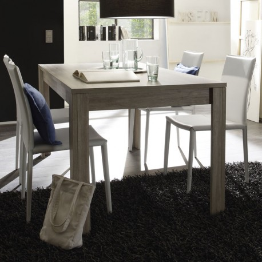 Table de repas Chêne gris 160 cm - ARDESIA