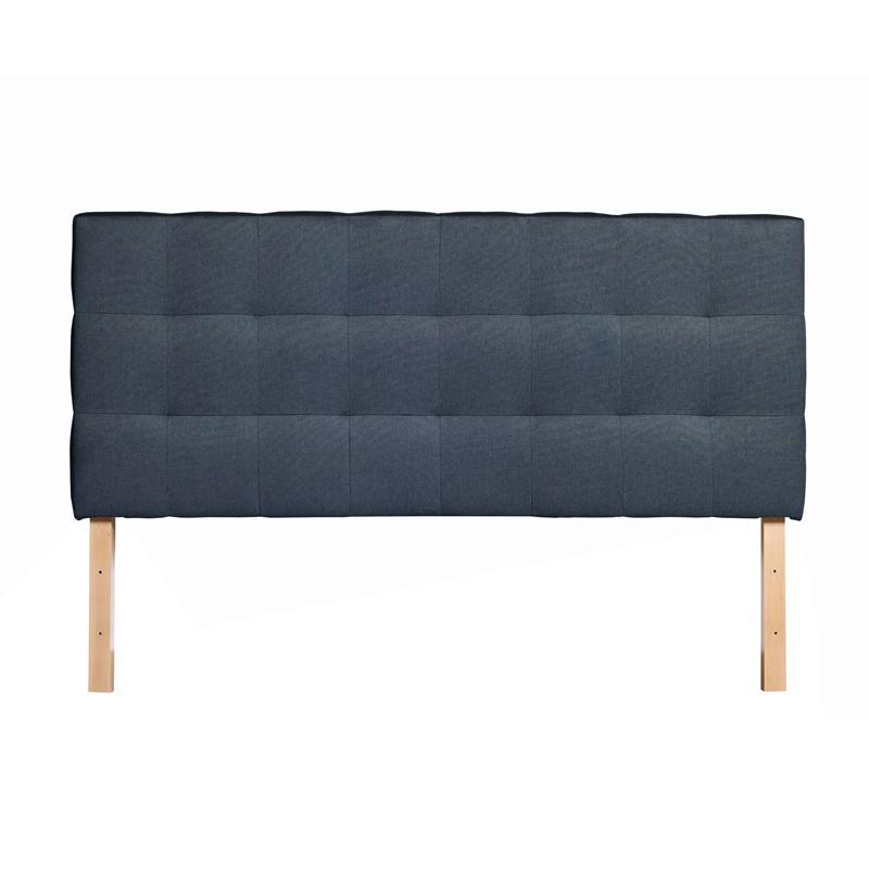 Tête de lit tissu Bleu 172 cm - CATZ n°1