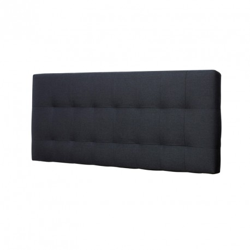 Tête de lit tissu Noir 172 cm - CATZ n°2
