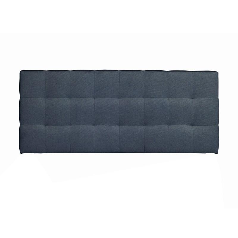 Tête de lit tissu Bleu 172 cm - CATZ n°2