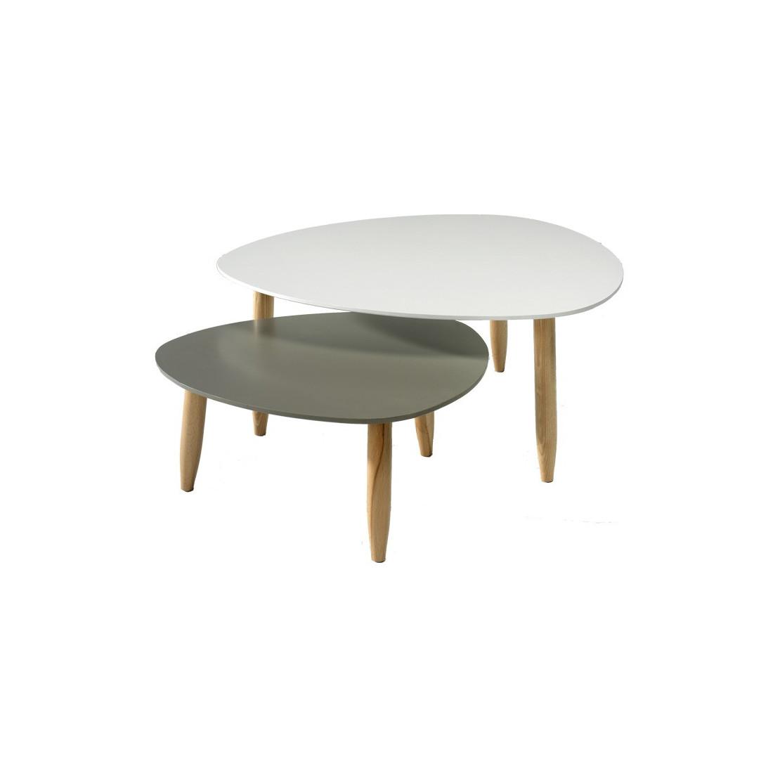 les tables gigognes conceptions de maison. Black Bedroom Furniture Sets. Home Design Ideas
