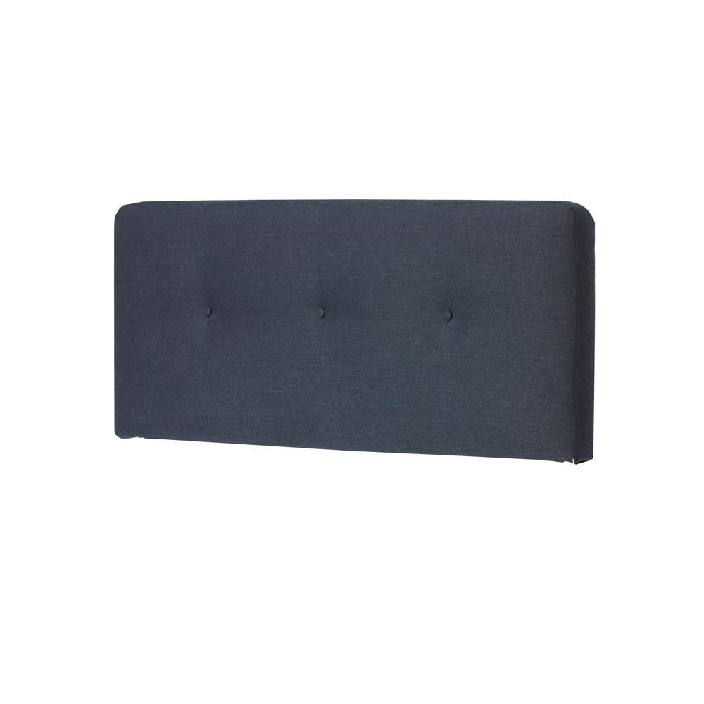 Tête de lit tissu Bleu 172 cm - JOEY n°2